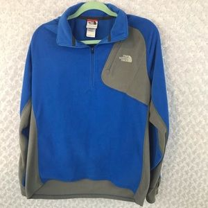 The North Face Fleece Pullover Jacket